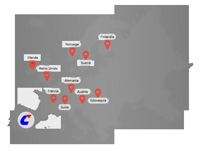 mapa-exportaciones-castinox