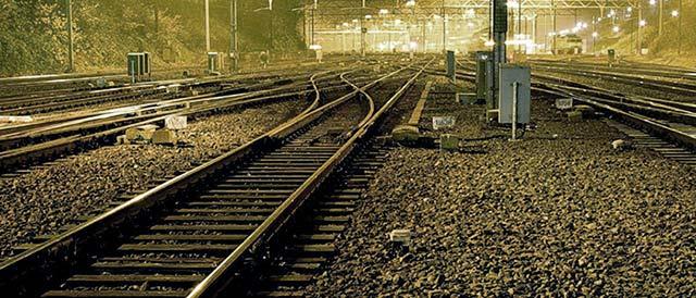 Gussteile-Eisenbahn-Branche